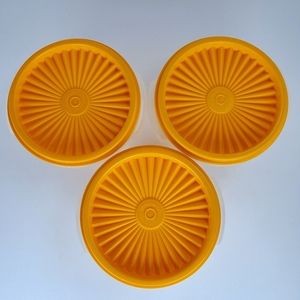 Tupperware Kitchen - Vintage Tupperware Small Nesting Bowls Container